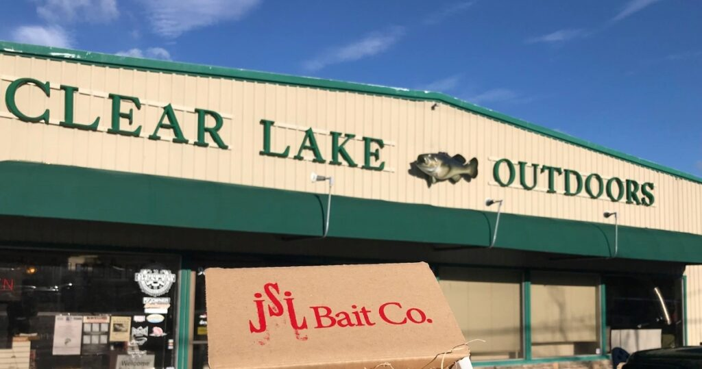 Clear Lake Outdoors Shop Front 1024x539