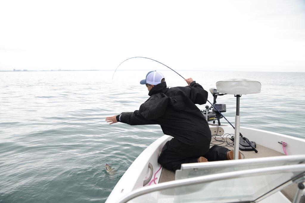 Douglas Outdoors Best Line For Bass Blog Catching Fish 1024x683