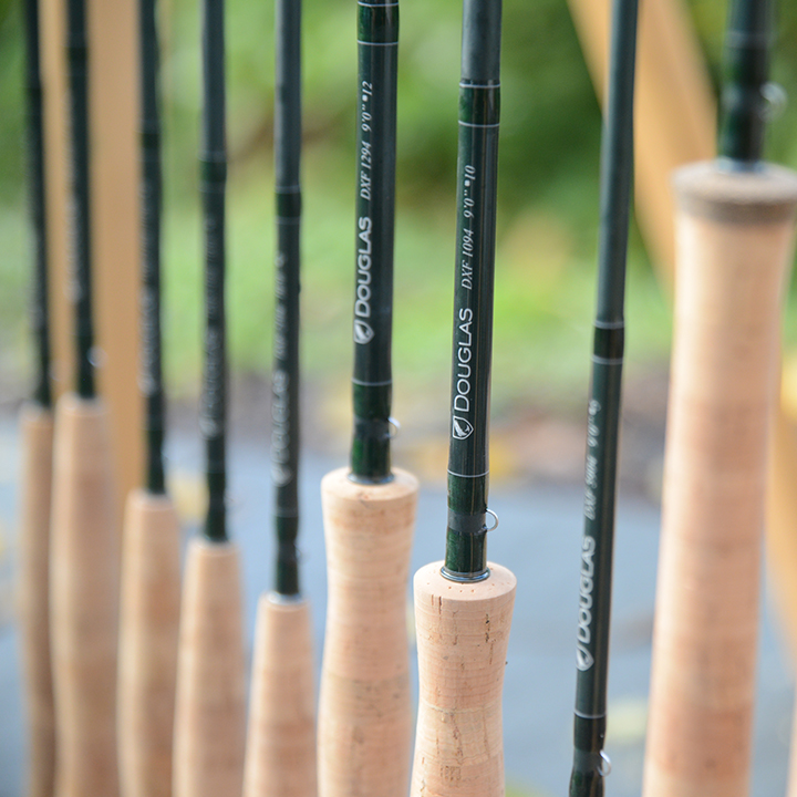 Douglas Outdoors Fly Rods Dxf Features