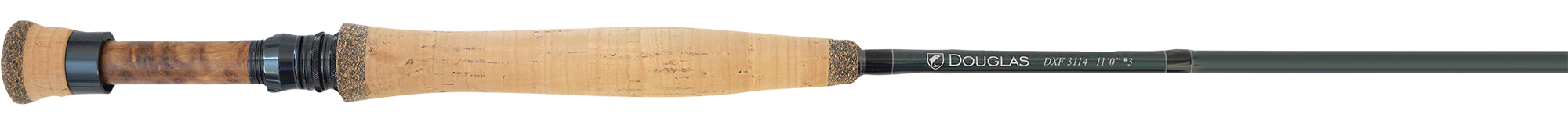 Douglas Outdoors Fly Rods Dxf Handle B