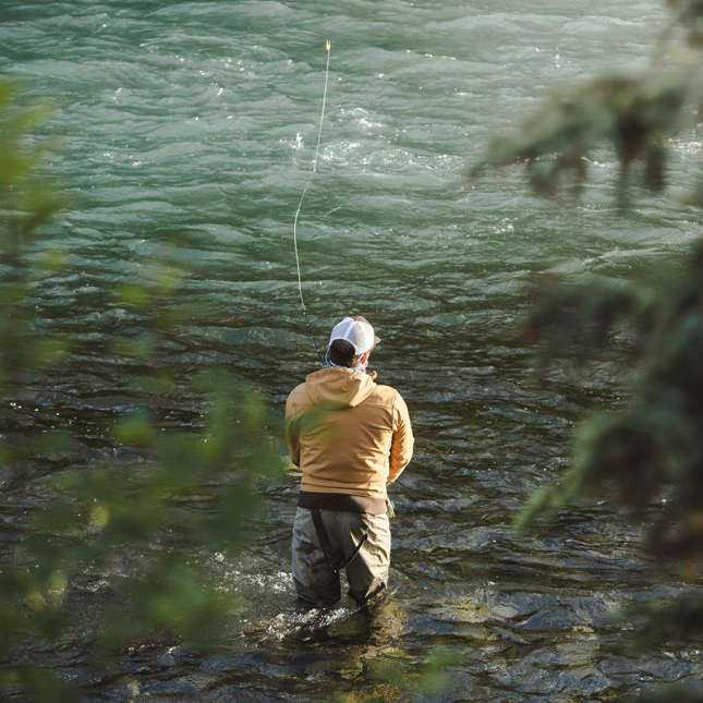 Douglas Outdoors Fly Rods Link Card