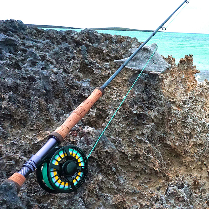 Douglas Outdoors Fly Rods Sky Features