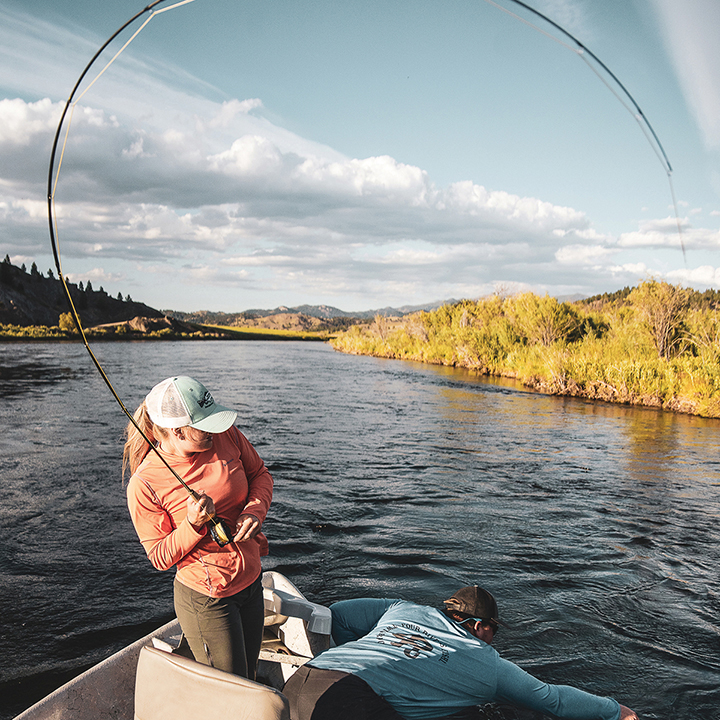 Douglas Outdoors Fly Rods Sky G Features