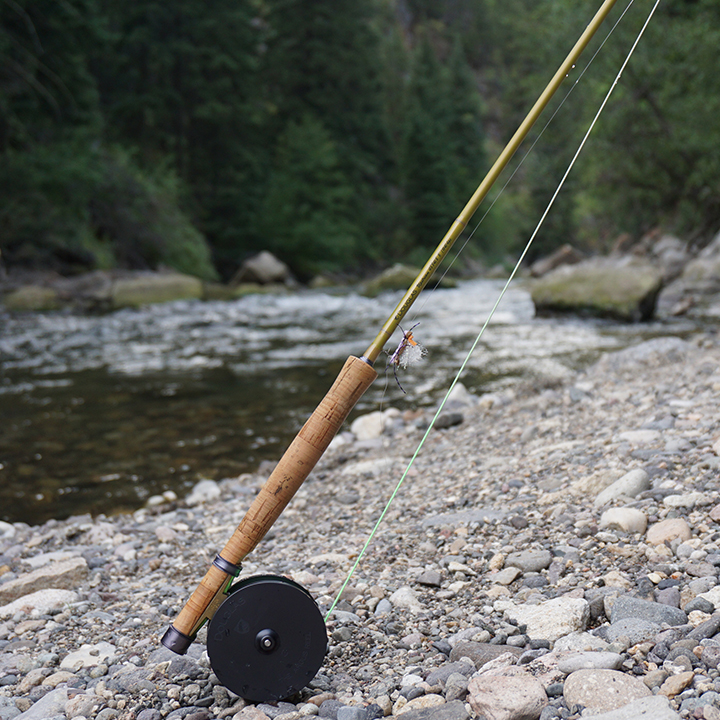 Douglas Outdoors Fly Rods Upstream Features