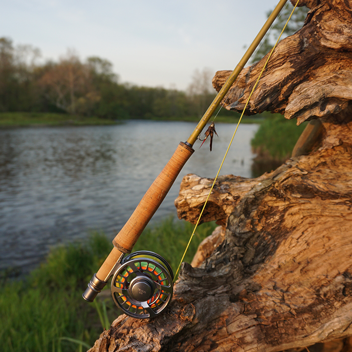 Douglas Outdoors Fly Rods Upstream Plus Features