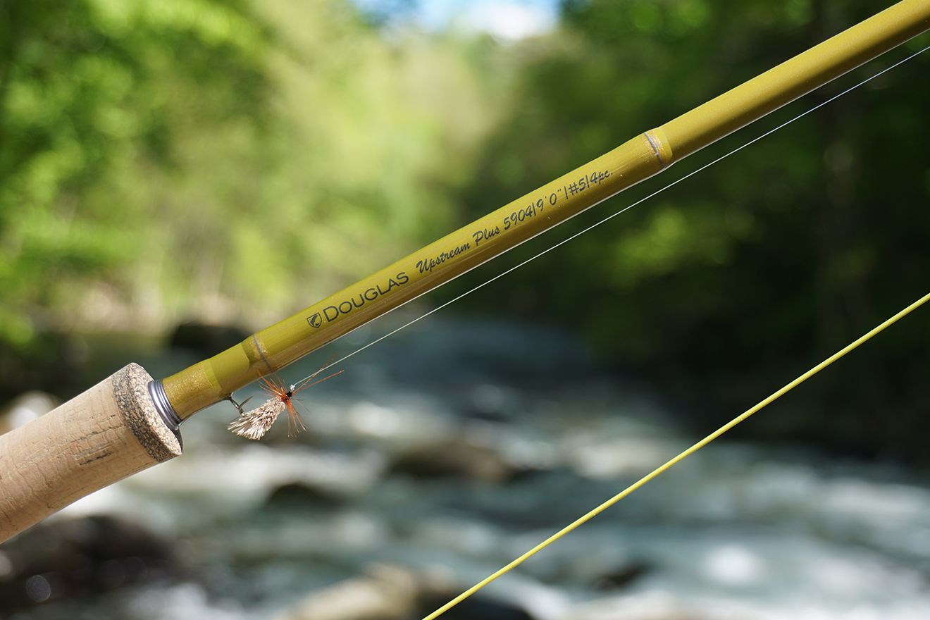 Douglas Outdoors Fly Rods Upstream Plus Gallery 03