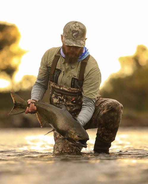 Douglas Outdoors Great Lakes Salmon Season 1