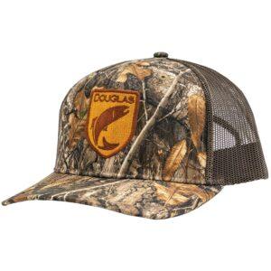 Douglas Outdoors High Crown Hat Real Tree Camo 300x300