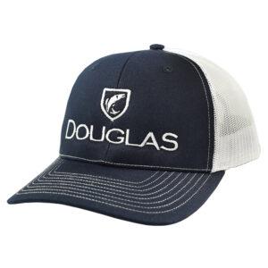 Douglas Outdoors High Crown Navy White 300x300