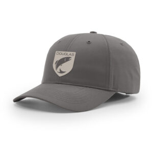 Douglas Outdoors Lite Active Wicking Hat Charcoal 300x300
