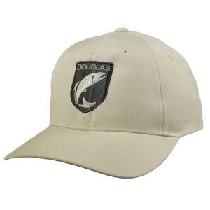 Douglas Outdoors Lite Active Wicking Hat Stone 300x300