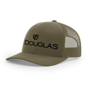 Douglas Outdoors Low Crown Hat Army Green 300x300