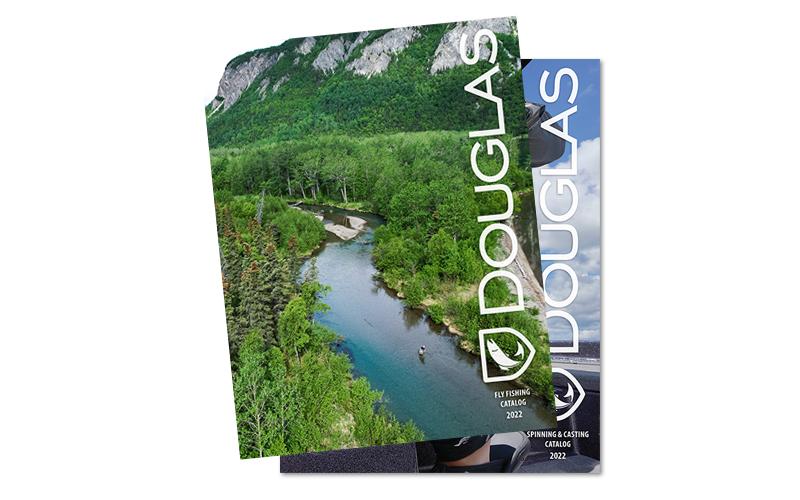Douglas Outdoors Media Kit Catalogs 1