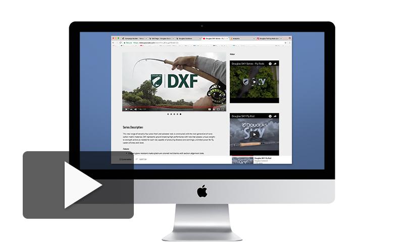 Douglas Outdoors Media Kit Videos