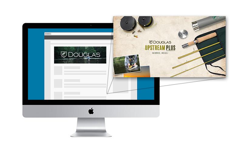 Douglas Outdoors Media Kit Web Banners