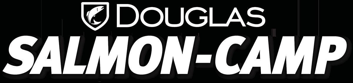 Douglas Outdoors Salmon Camp Logo