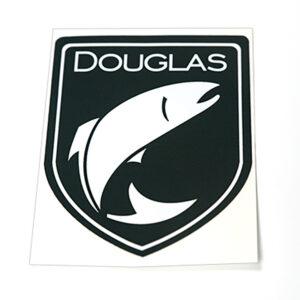Douglas Outdoors Shield Decal 01 300x300