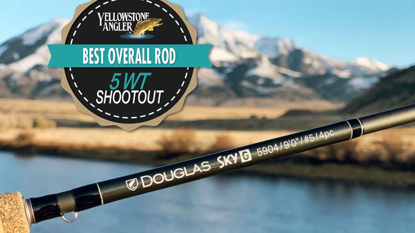 Douglas Outdoors Winner Of Best 5 Wt Fly Rod